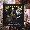 Megadeth - Patch - Megadeth so far, so good so what patch