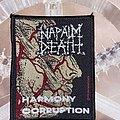 Napalm Death - Patch - Napalm death for NegativeOne