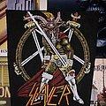 Slayer - Patch - Slayer show no mercy back patch