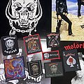 Motörhead - Patch - Motörhead collection