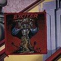 Exciter - Patch - Exciter long live the loud patch