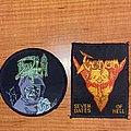 Patches for Rush Thrash 2112