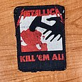 Metallica - Patch - Metallica kill em all