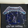 Metallica Ride the Lightning and Master of Puppets Patch