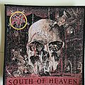 Slayer - South of Heaven Patch