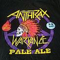 Anthrax - TShirt or Longsleeve - Anthrax 2019 tour T-shirt