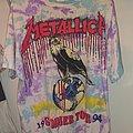 Metallica - TShirt or Longsleeve - 1994 metallica summer tour
