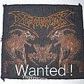 Dismember - Patch - Looking for dismember patch !