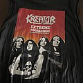 Kreator - Extreme Aggression tour 89