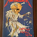 Metallica - Damaged justice 88-89 Tourbook Other Collectable
