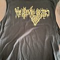 The Devil's Blood - TShirt or Longsleeve - The Devil's Blood - Logo Gold