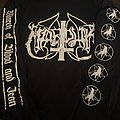 Marduk - March of Blood and Iron TShirt or Longsleeve