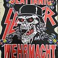 Slayer Slaytanic Wehrmacht Back Patch