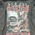 Deicide Hooded Top