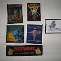 Patch - Iron Maiden Patches, Slaughter, Destruction RARE!