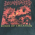 Decapitated - TShirt or Longsleeve - Decapitated Winds of Creation Shirt