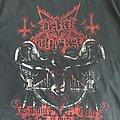 Dark Funeral Satanic War Tour 2012 shirt