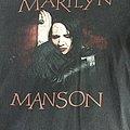 Marilyn Manson Eat Me Drink Me Tour Shirt 2007