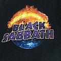 Black Sabbath The End Tour shirt