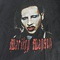 Marilyn Manson/Slayer Tour 2007 shirt