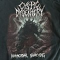 Cystic Dysentery Homicidal Suicide LS TShirt or Longsleeve