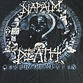 Napalm Death Smear Campaign 2006 Tour Shirt