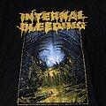 Internal Bleeding - TShirt or Longsleeve - Internal Bleeding 2021 Tour Shirt