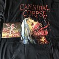 Cannibal Corpse - TShirt or Longsleeve - cannibal corpse violence unimagined shirt + cd