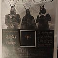 Behemoth - The Satanist RavenMusic flyer  Other Collectable