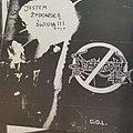 Behemoth - Other Collectable - Anti Behemoth flyer