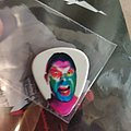 Metallica guitar pick Cracow 2018 Robert Trujillo Other Collectable