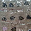 Behemoth guitar picks Other Collectable