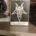 Behemoth - Thy Winter Kingdom (1993) Tape