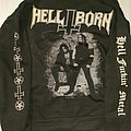 Hell-Born - TShirt or Longsleeve - Hell-Born Debut EP LS 2018