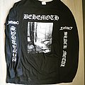 Behemoth - And The Forests Dream Eternally LS XL 94