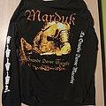 Marduk - TShirt or Longsleeve - Marduk - La Grande Danse Macabre LS 2001