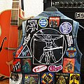 Creedence Clearwater Revival - Battle Jacket - My Musician's Battle Vest
