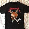 Metallica Damage Inc. shirt 1994
