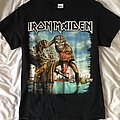 Iron Maiden Book of Souls Brooklyn shirt