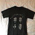 Metallica 1991 tour shirt