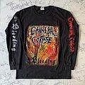 Cannibal Corpse - TShirt or Longsleeve - Cannibal Corpse, The Bleeding bootleg long sleeve