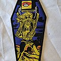 Iron Maiden Holy Smoke Bootleg Patch