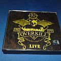 Other Collectable - Overkill Wrecking Your Neck Live Rar 3 CD Version First Press