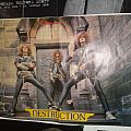 Other Collectable - Rare 80s Destruction Poster