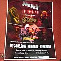 Other Collectable - Judas Priest with Vanderbuyst and Saxon ticket 2012