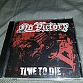 No Victory- Time to Die CD
