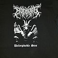 unforgivable sins shirt