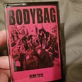 Bodybag- Demo 2015 red cassette Tape / Vinyl / CD / Recording etc