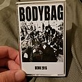 Bodybag- Demo 2015 white cassette Tape / Vinyl / CD / Recording etc