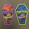 Terrorizer - Patch - World Downfall coffin patches